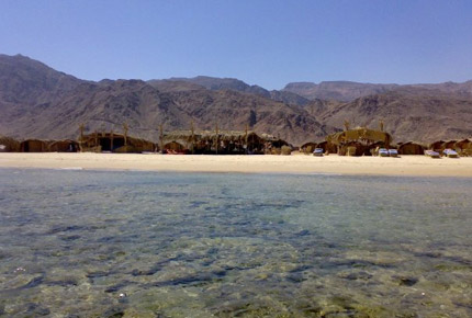 Al Tarek Camp beach in south sinai